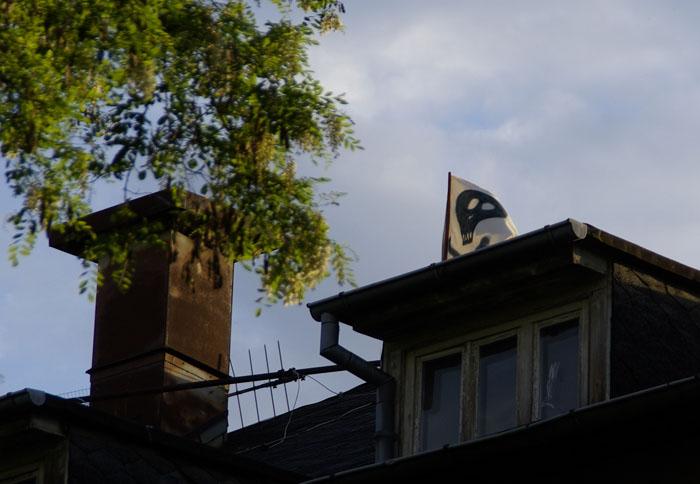 Piraten im Haus