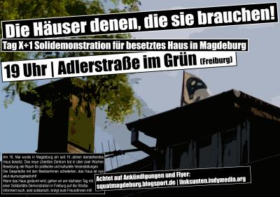 Solidemo Freiburg Tag X+1, korrigiert