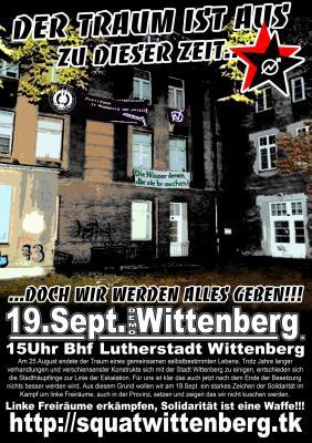 Wittenberg-Demo